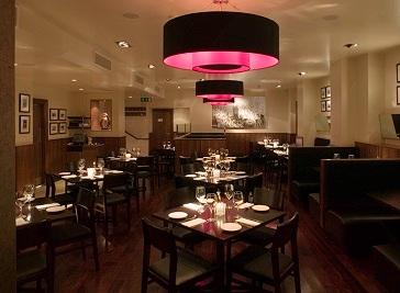 Amarone Glasgow restaurant