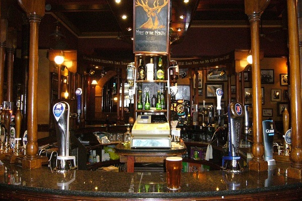 Pubs and Bars in Glasgow