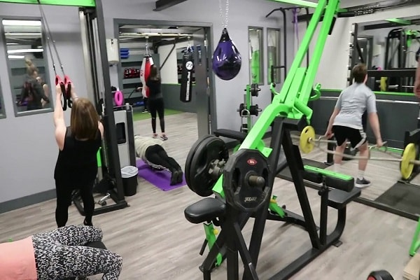 Fitness and Gyms in Glasgow