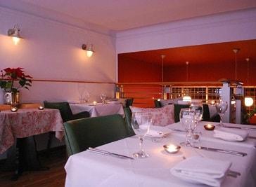 Number 16 Restaurant in Glasgow
