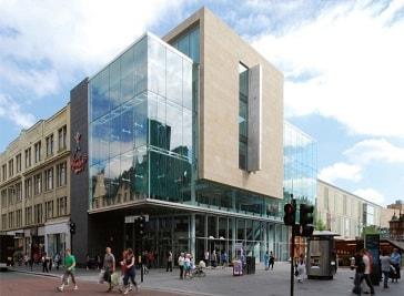 St. Enoch Centre in Glasgow