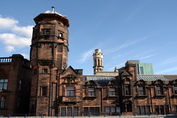 The Lighthouse in Glasgow