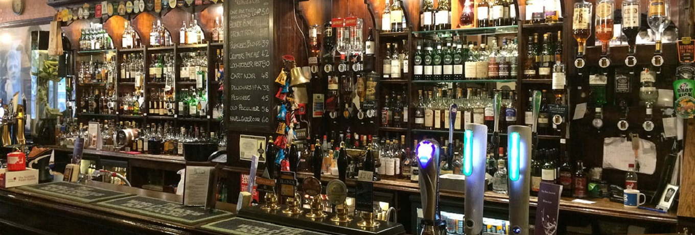 Bars & Pubs in Glasgow