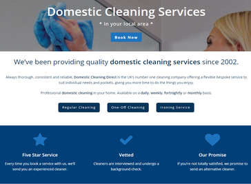 Domestic Cleaning Direct Glasgow